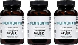 Weyland: Mucuna Pruriens 1000mg (3 Bottles)