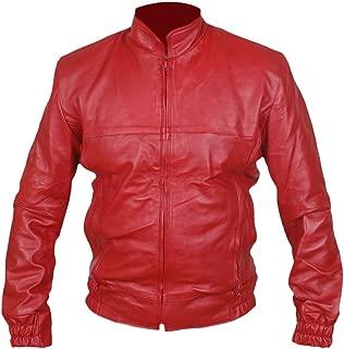 red luke jacket