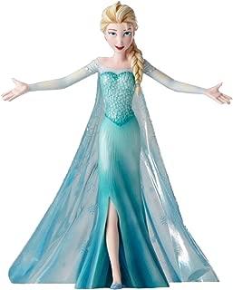 Enesco Disney Showcase Elsa's Cinematic Moment Figurine, 10.04
