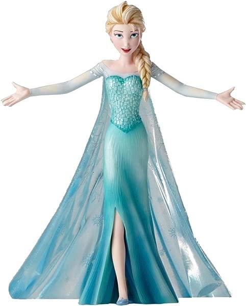 Enesco Disney Showcase Elsa S Cinematic Moment Figurine 10 04