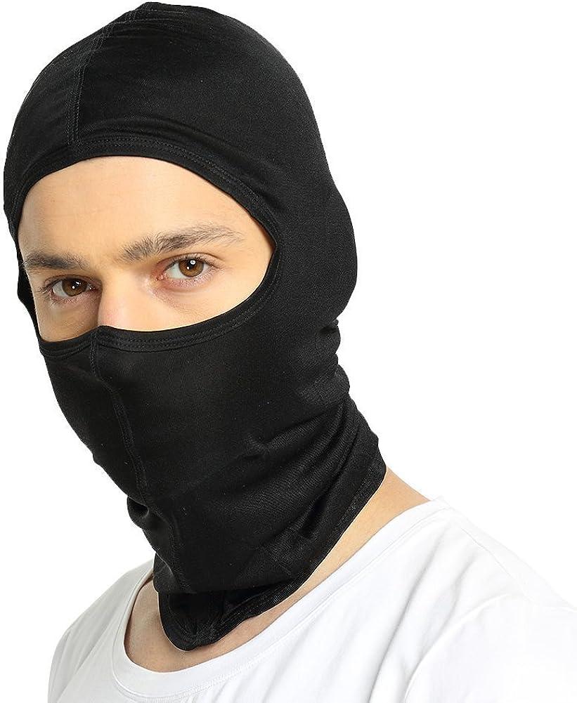 Rare ALASKA BEAR - Max 82% OFF Natural Silk Balaclava for Weather Face Cold Mask