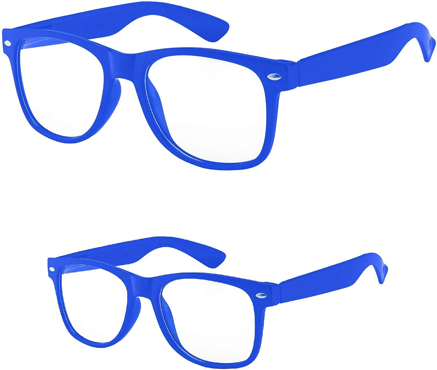 Family Matching Sun Glasses Set To Protect Kids & Women Eyes 2 Sizes Clear Lens