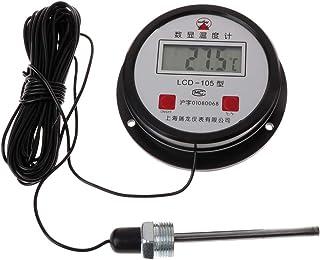 haia7k4k Thermomètre numérique industriel à haute température avec sonde 10 m