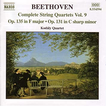 Beethoven: String Quartets, Opp. 135 and 131