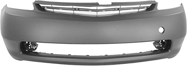 MBI AUTO - Painted to Match, Front Bumper Cover Fascia for 2004-2009 Toyota Prius 04-09, TO1000274