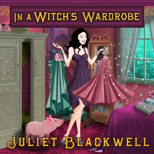 In a Witch's Wardrobe cover art
