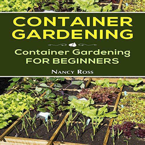 Container Gardening cover art