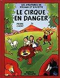 Sylvain et Sylvette N°1 grand format - Le cirque en danger