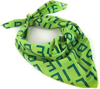 Aertemisi Bandanas, Unisex Face Mask, Washable Square Scarfs Accessories for Men & Women Head Wrap