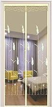 Schermdeur Anti Mosquito Magnetisch en Vlieggordijn met Automatisch Magnetisch Sluitapparaat, Houd verse lucht in en uit e...
