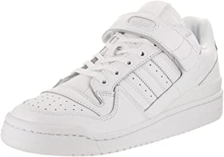 adidas Mens Forum Lo Refined Originals Casual Shoe
