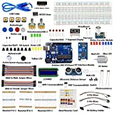 Electrobot Primary DIY Starter Kit for UNO R3 with 27 Projects including Code & Tutorial CD
