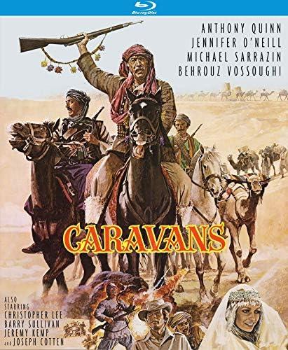Caravans Blu ray product image