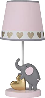 Bedtime Originals Eloise Nursery Lamp & Shade with Bulb