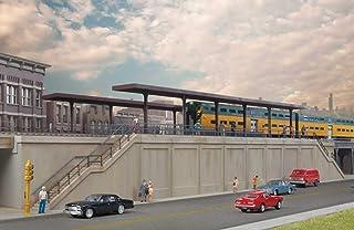 Spår H0 – byggsats järnväg pendelstation