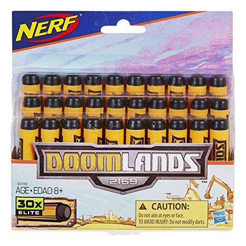 Official Nerf Doomlands 2169 30-Dart Refill Pack