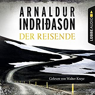 Der Reisende     Flóvent-Thorson-Krimis 1              By:                                                                                                                                 Arnaldur Indriðason                               Narrated by:                                                                                                                                 Walter Kreye                      Length: 5 hrs and 15 mins     Not rated yet     Overall 0.0