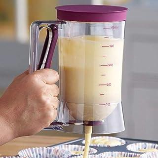 Baking Tool, Pancake Batter Dispenser Cake Dispenser Funnel Batter Cream Tool