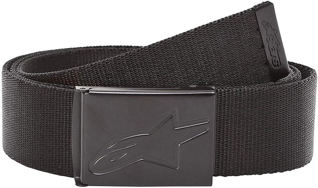 ALPINESTARS Ageless Web Belt, Black, One Size