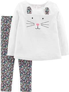 Baby Girls' 2 Pc Playwear Sets 239g294