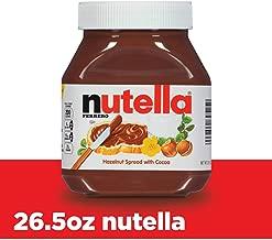 Nutella Chocolate Hazelnut Spread, 26.5 Ounce (Pack of 1)