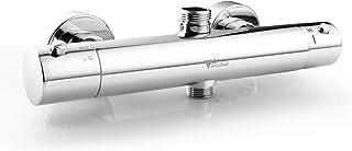 Amzdeal Grifo Termostatico Ducha, Tecnología termostática