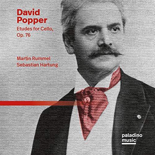 David Popper: Etudes For Cello, Op. 76