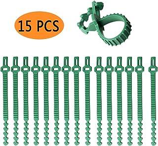 Hobby creativi confezione da 25 cm x 1.000 pezzi Maniver Piattina PVC con anima in ferro Legami di torsione