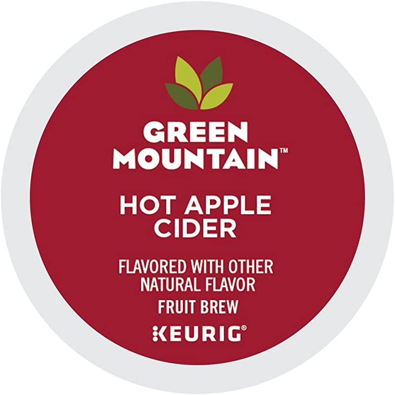 Green Mountain Naturals Hot Apple Cider 48 K Cups For Keurig Brewers