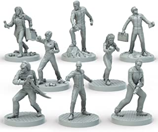 Modiphius Star Trek Adventures: Next Generation (32MM Minis Box Set)