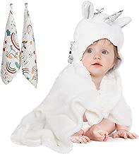 Kinlene Ragazze dei Neonati Bambini Accappatoio del Fumetto Animali Incappucciati Pigiama Asciugamano Abbigliamento