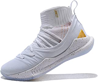 Men's UA Basketball Sports High Top Curry 5 Shoes