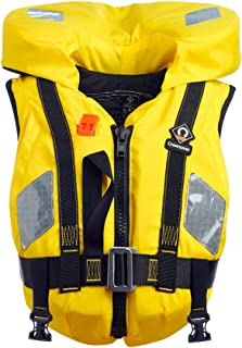 2017 Crewsaver Supersafe 150N Lifejacket with Harness 10176 LARGE ...