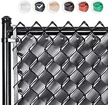 Fenpro Chain Link Fence Privacy Tape (Obsidian Black)