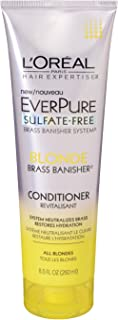 L'Oreal Paris EverPure Blonde Conditioner - 8.5 oz