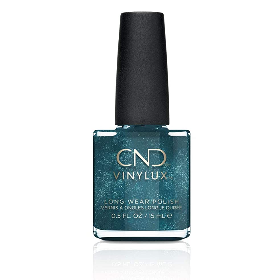 意識的感謝祭気性CND Vinylux Nail Polish - Fern Flannel - 0.5oz / 15ml