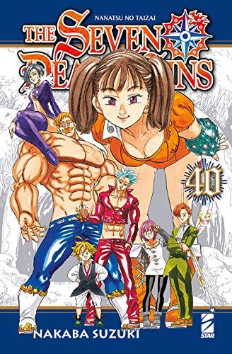 The seven deadly sins (Vol. 40)