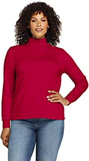 Best red turtleneck sweater plus size Reviews