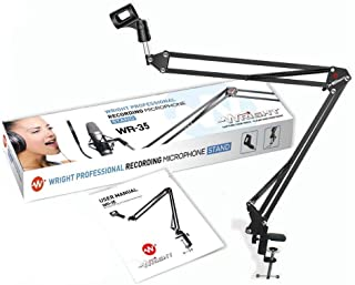 Wright WR 35 Microphone Stand for Dyanamic and Condenser Microphone
