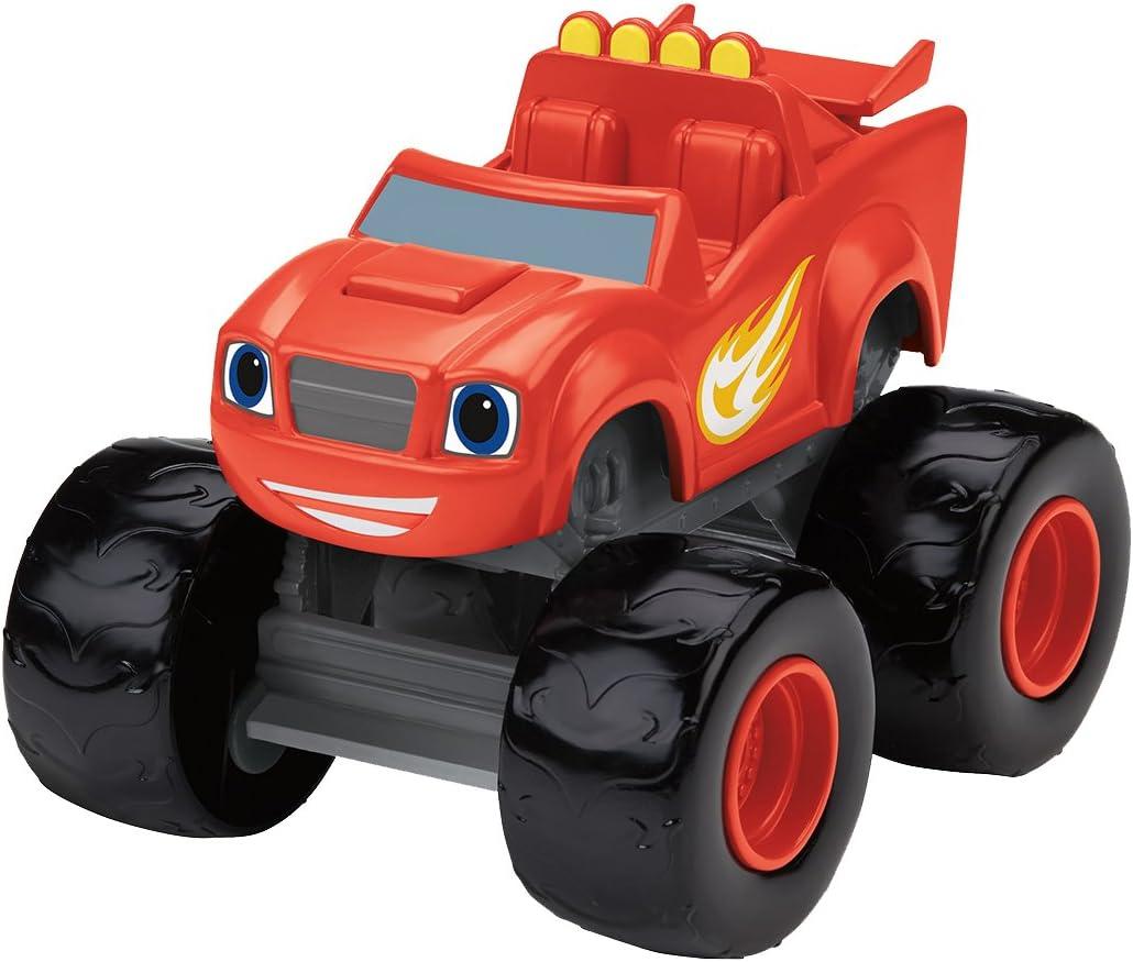 Blaze vehículo parlanchín