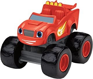 Blaze y los Monster Machines - Fisher-Price Blaze parlanchín (Mattel DXB68)