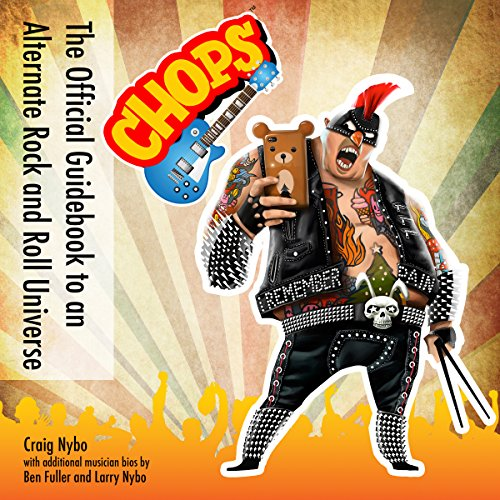 Chops  By  cover art