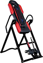 Health Gear ITM5500 Advanced Technology Inversion Table with Vibro Massage & Heat - Heavy Duty up to 300 lbs. (Renewed)