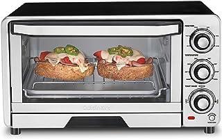 Cuisinart TOB-40FR horno tostador personalizado clásico de pollo, plateado (renovado certificado)