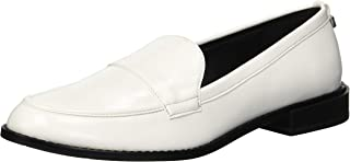 ladies white loafers