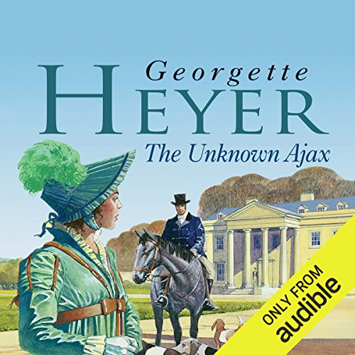 The Unknown Ajax                   By:                                                                                                                                 Georgette Heyer                               Narrated by:                                                                                                                                 Daniel Philpott                      Length: 11 hrs and 50 mins     51 ratings     Overall 4.4