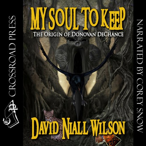 My Soul to Keep: Book III of the DeChance Chronicles                   By:                                                                                                                                 David Niall Wilson                               Narrated by:                                                                                                                                 Corey M. Snow                      Length: 2 hrs and 4 mins     5 ratings     Overall 4.4