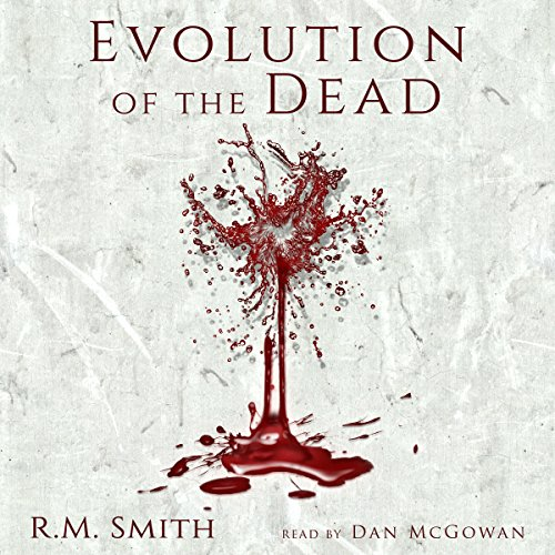 Evolution of the Dead audiobook cover art