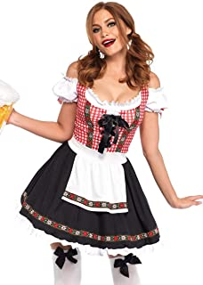 dirndl fancy dress costume