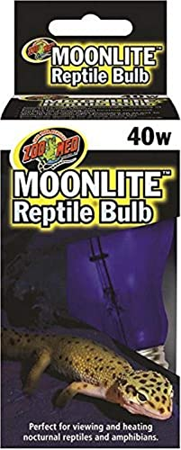 high quality Zoo sale Med Moonlite Reptile Bulb - 40 lowest w online